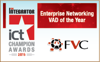 <p>« VAD de réseautage en entreprise de l'année » (« Enterprise Networking VAD of the Year ») - The Integrator ICT Champion Awards, VAR MEA Magazine</p>