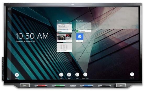 Interactive Digital Whiteboard Distributor - SMART Board® Pro Interactive Displays - FVC