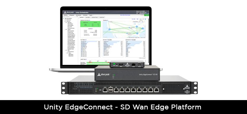unity edgeconnect sd-wan
